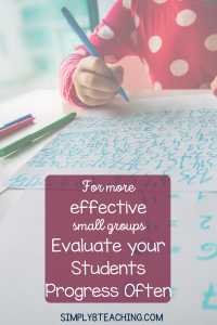 small-group-assessment