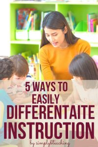 differentiate-instruction