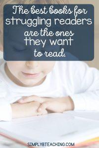 books-for-struggling-readers